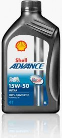 Lubrificante Shell Advance Ultra 15w50